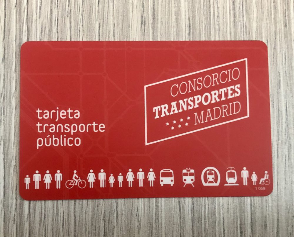 Metro Aeroporto Madrid