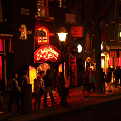 red light district ★*