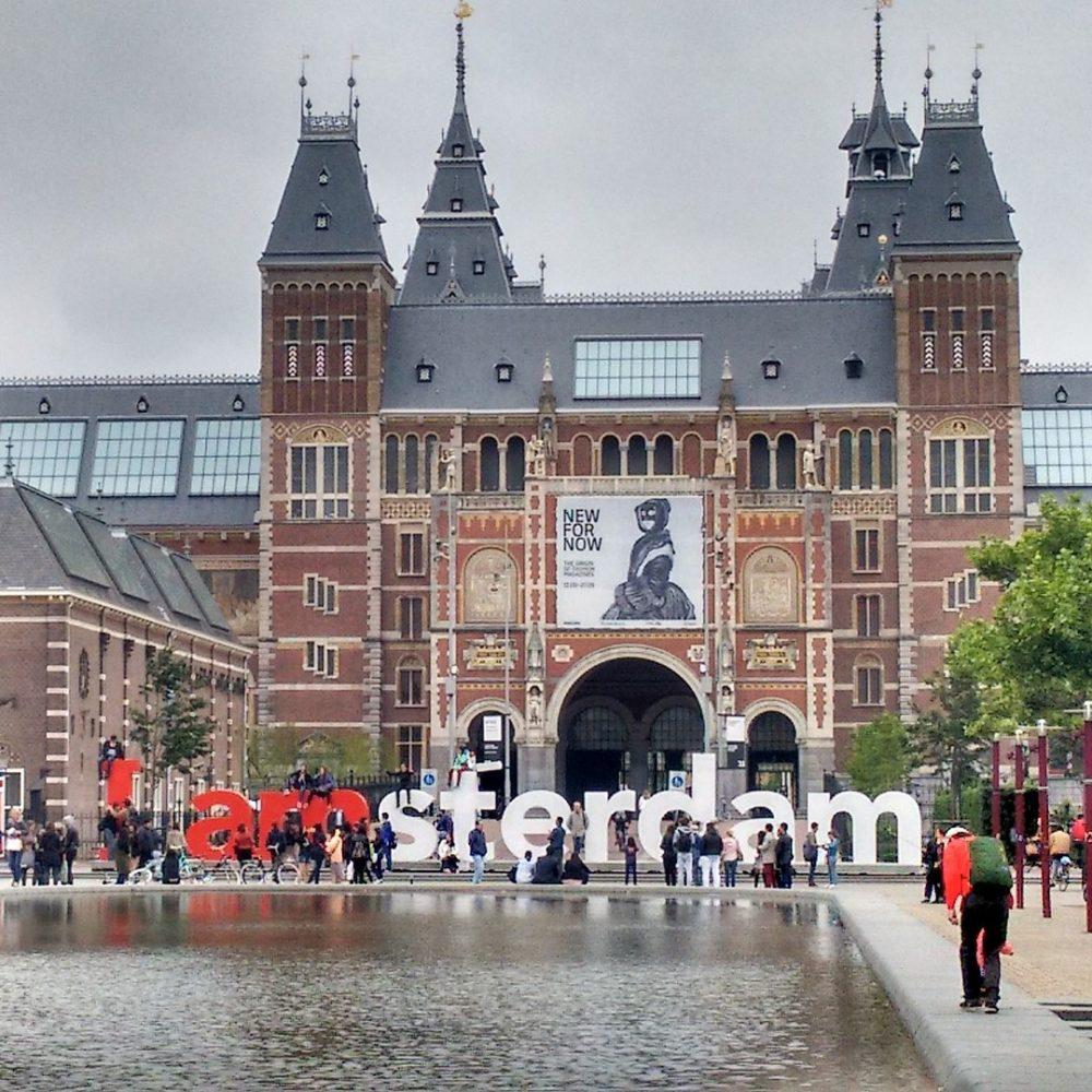Amsterdam - Piazza dei Musei